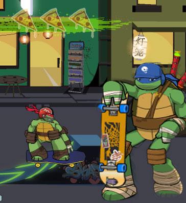 play Deck'D Out – Teenage Mutant Ninja Turtles