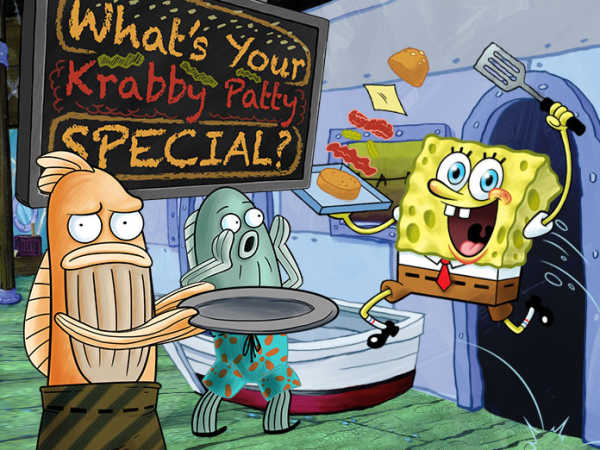 Spongebob Squarepants: What'S Your Krabby Patty Special? game