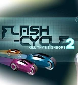 play Flash Cycle 2