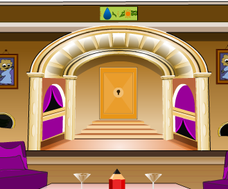 play Yoopygames Celebrity Gold Room Escape