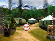 play Military Camp Escape