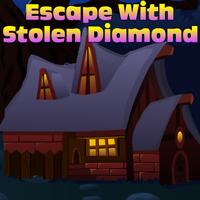 play Theescapegames Escape With Stolen Diamond