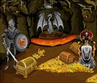 play Yotreat Magma Treasure Cave Escape