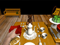 Tea Party Simulator 2014 game