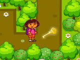 play Dora Lost In Maze