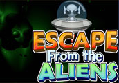 Escape From The Aliens game