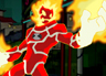 play Ben 10 Omniverse Heatblast Attack