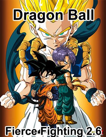 play Dragon Ball Fierce Fighting 2.6