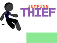 Jumping Thief game