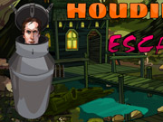 Thanksgiving Houdini Escape game