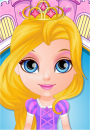 Baby Barbie Princess Costumes game