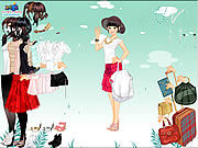 play Skirt And Blouse Dress Up