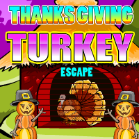 play Yalgames Thanksgiving Turkey Escape