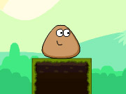 Stick Pou Adventure game