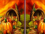 play Thanksgiving Spot The Difference