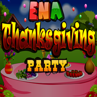 Ena Thanksgiving Party game