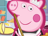 Peppa Pig Clean Room game