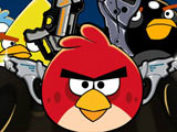 Angry Birds Ultimate Battle game