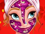 Princess Anna Thanksgiving Day Makeover game