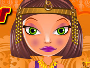 Egypt Princess Makeover game