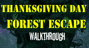 play Thanksgiving Day Forest Escape Walkthrough