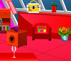 play Yoopygames Red Mansard Escape
