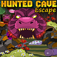 play Yalgames Haunted Cave Escape