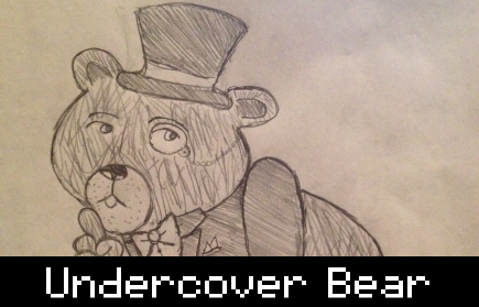 Undercover Bear game