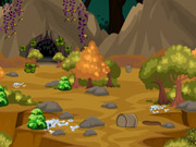 play Thanksgiving Shallow Water Escape