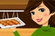 Cooking Passion: Thanksgiving game