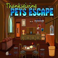 play Thanksgiving Pets Escape