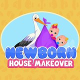 Newborn House Makeover game
