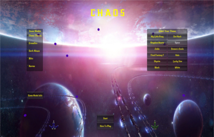 Chaos game