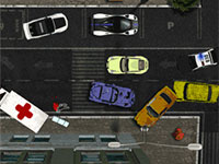 New Police Car Parking game