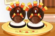 Cooking Frenzy: Thanksgiving Turkeys game