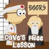 Doors: Dave'S Free Lesson game
