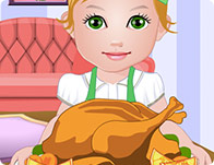 play Baby Juliet Thanksgiving
