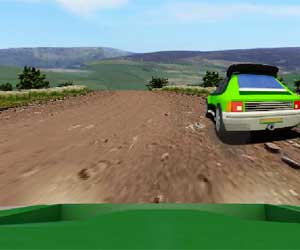 Rally Stage game