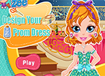 play Design Your Prom Dress