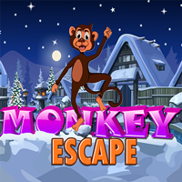 Monkey Escape game