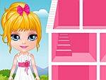 Baby Hobbies Doll House game
