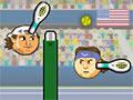 play Sports Heads Tennis