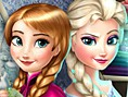 Frozen Fashion Rivals game