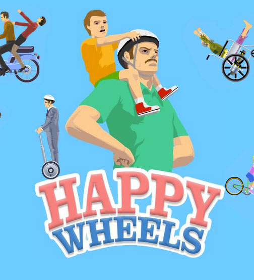 play Happy Wheels Full Verison