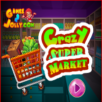 play Games2Jolly Super Market Escape
