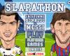 play Slapathon Ronaldo Vs Messi