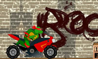 play Tmnt Bike Zone
