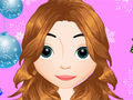 play Princess Sofia Christmas Makeover