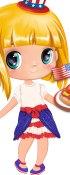 play Baby Around The World: Usa