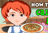 play How To Make California Pizza